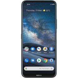 Telefon mobil Nokia 8.3, Dual SIM, 128GB, 8GB RAM, 5G, Polar Night