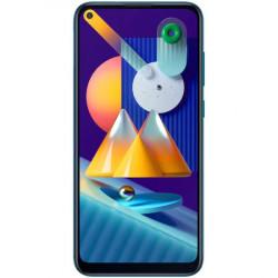 Telefon mobil Samsung Galaxy M11, Dual SIM, 32GB, 4G, Metallic Blue