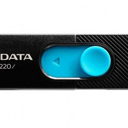 USB UV220 16GB BLACK/BLUE RETAIL