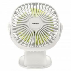 Ventilator pentru birou Baseus (alb)