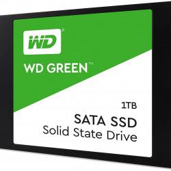 WD SSD 1TB GREEN 2.5 SATA3 WDS100T2G0A