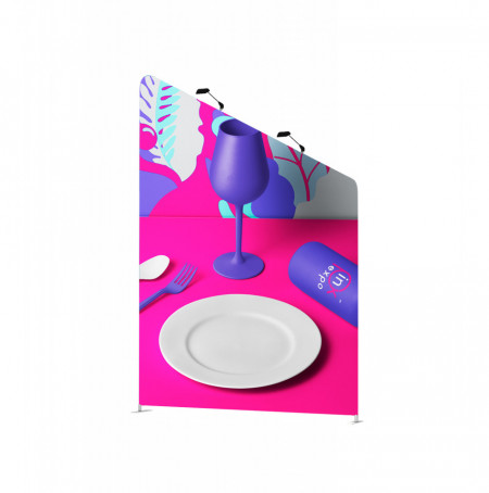 Pop-up ( Spyder ) Textil Inclinat