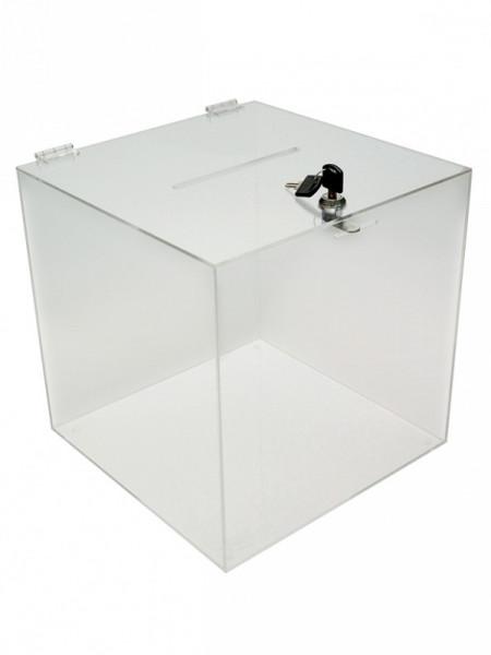 Urna Transparenta din Plexiglas
