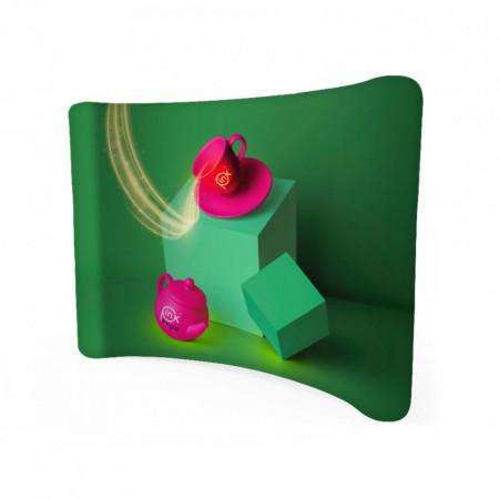 Pop-up ( Spyder ) Textil Curbat
