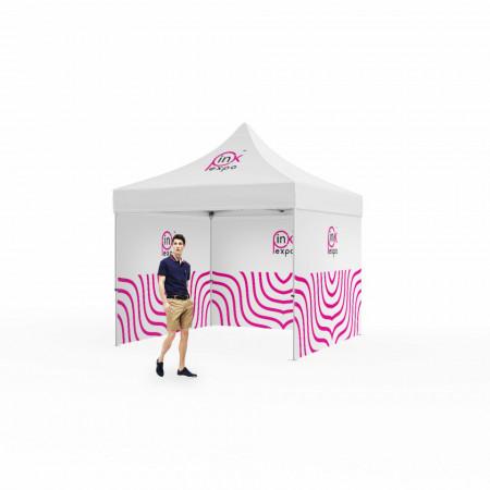 Cort Pavilion 300 x 300 cm Personalizat