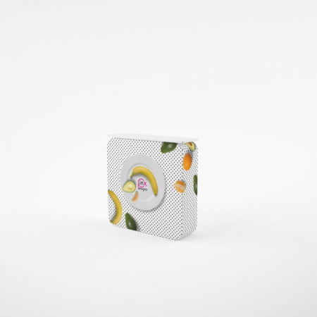 Desk Textil Dreptunghiular 100 x 100 cm Print One Side