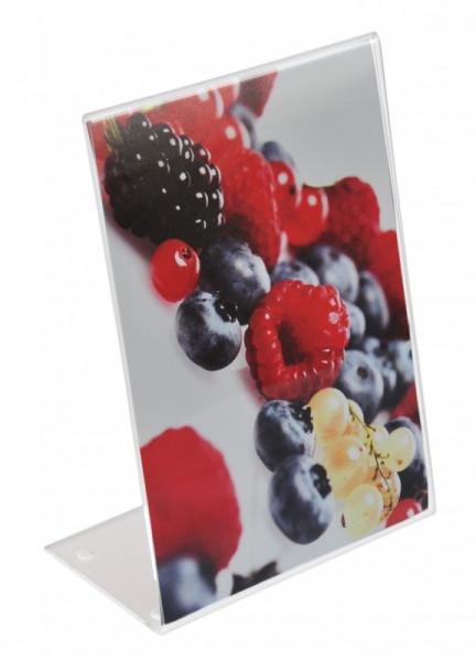 Suport Plexiglas Acrylic L - Display