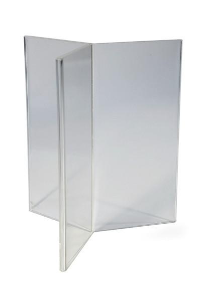 Suport Plexiglas Table Tent Inserts