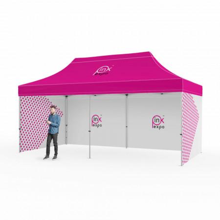 Cort Pavilion 300 x 600 cm Personalizat
