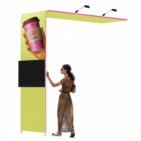 Pop-up ( Spyder ) Textil Arc L
