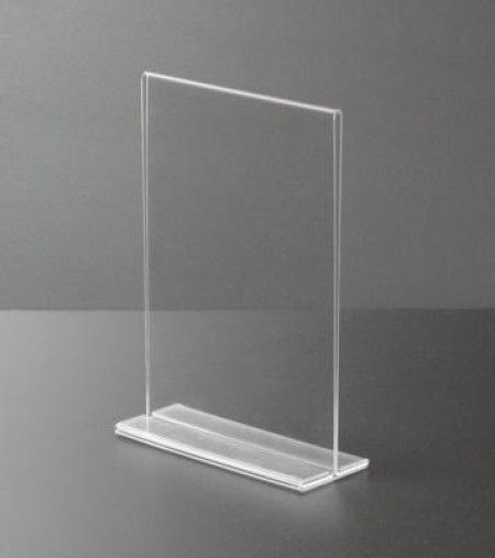 Suport Plexiglas Menu Holder TC