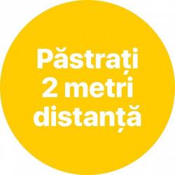 Autocolant Cerc Pastrati 2m 20 x 20 cm