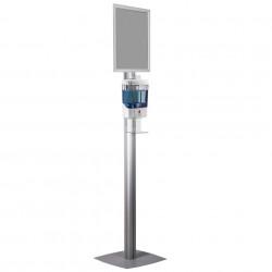 Dispenser Dezinfectant Gel Automat cu Stativ