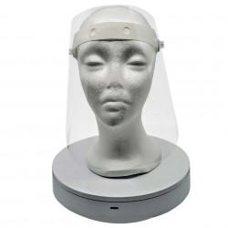 Viziera rabatibila pentru protectie faciala PAC. 10BUC