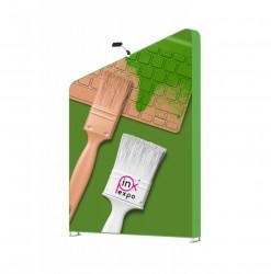 Pop-up ( Spyder ) Textil Inclinat Volumetric