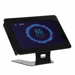 Carcasa tabletă pentru desk, realizata din plexiglas colorat