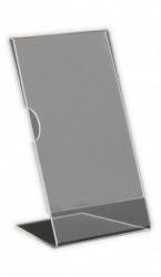 Suport Plexiglas L Display pentru Print-uri sau Fotografii