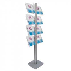 Stand pentru expunere, distribuire pliante și cataloage, model 2015