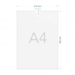 Clear Line Insert tip U Transparent