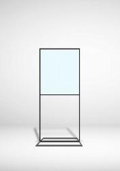 Perete despartitor 1900x800x400 Material 100cm ✅ salone infrumusetare
