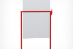 Suport de perete infoline pentru rame A4
