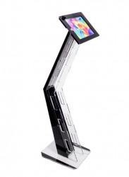 Stativ tabletă Sigma, din plexiglas