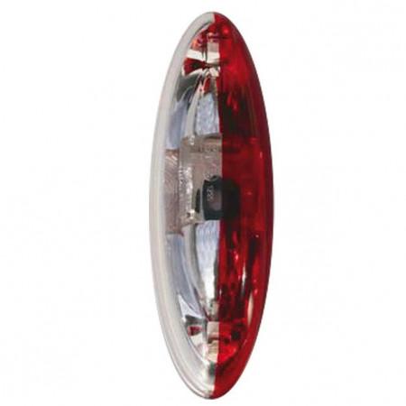 Lampă LED gabarit pentru rulote (124 x 39 mm)
