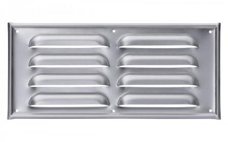 Grilă ventilație din aluminiu pentru rulote sau autorulote