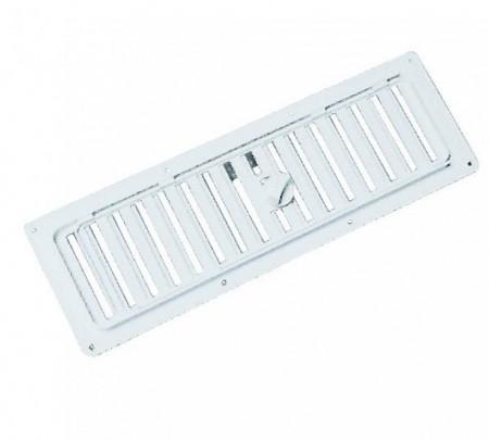 Grilă ventilație pentru uși sau pereți laterali pentru rulote sau autorulote