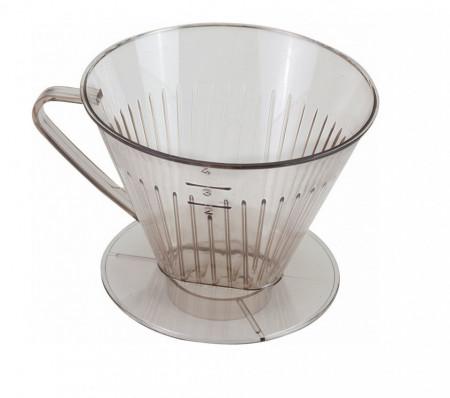 Suport pentru filtru de cafea tip pâlnie pentru camping