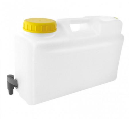 Bidon compact cu robinet 12l