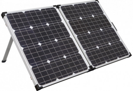 Panou solar portabil 110W cu controller inclus