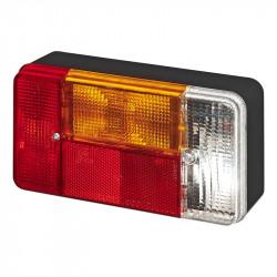 Lampa stop 5 functii Radex 5001, 194 x 104 mm, dreapta