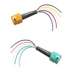 Cuple de conectare lampa stop cu 5 poli Aspock (2 buc)