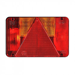 Lampa stop remorci, 6 functii Radex 5800, 218 x 140, stanga