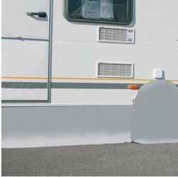 Fusta de protectie rulote sau autorulote la metru