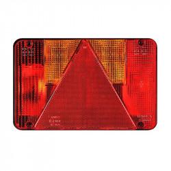 Lampa stop 6 functii Radex 5800, 218 x 140 mm, dreapta
