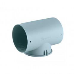 """Racord """"T"""" Truma pentru gura de ventilatie, tubulatura Ø 65 sau 72mm"""