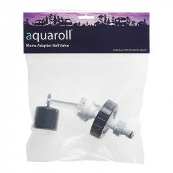 "Adaptor conectare la reteaua de apa pentru ""Aquaroll"" 40l"