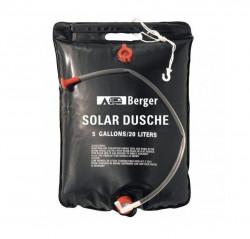 Duș portabil solar 20l
