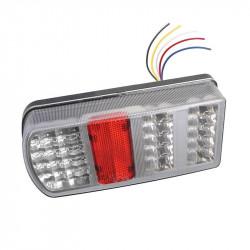 Lampa stop remorci, 5 functii, 225 x 105 LED, dreapta