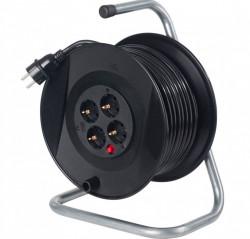 Cablu exterior Schuko cu protectie la supraincalzire (25 m; cablu 1,5mm)