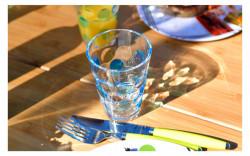 Pahare de apa pentru camping - set 2 buc
