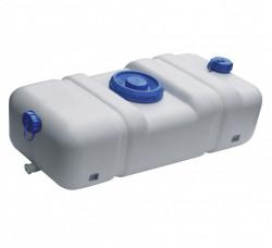 Tanc fix pentru ape curate sau reziduale 70l