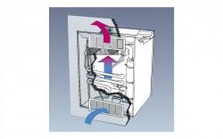 Grilă ventilație superioară frigidere Dometic LS100