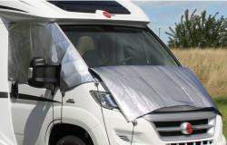 Protecție termică exterioară parbriz 4 sezoane