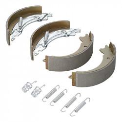 Saboti frana 200 x 50 mm pentru rulote sau remorci cu sasiu Knott (4 buc)