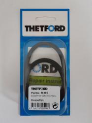 """Set garnituri tub evacuare (capac si conexiune cu tanc) """"Thetford"""" C2/3/4"""