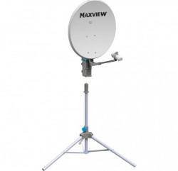 "Kit antenă satelit parabolică 75 cm ""Precision"""