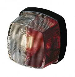 Lampă laterală de gabarit pentru rulote (6,5 x 6,2 mm)